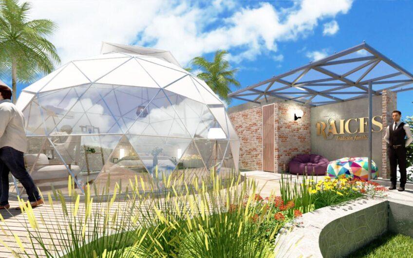 ECO HOTEL RAÍCES NATURAL GLAMPING, VEN Y HAZ PARTE DE ESTE GRAN PROYECTO RECREACIONAL Y TURÍSTICO.