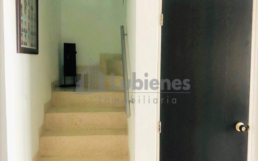 EN VENTA AMPLIA Y ACOGEDORA CASA REMODELADA DE DOS PISOS UBICADA EN CONJUNTO CERRADO